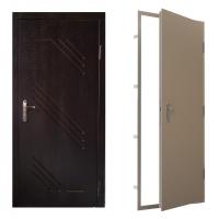 Двери противопожарные однополотные 2100х800 EI 60